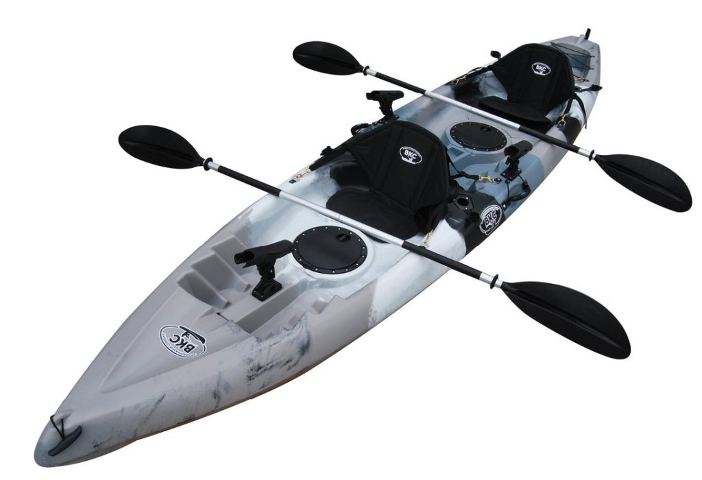 Brooklyn Kayak Company - TK181 Hardshell Tandem Fishing Kayak