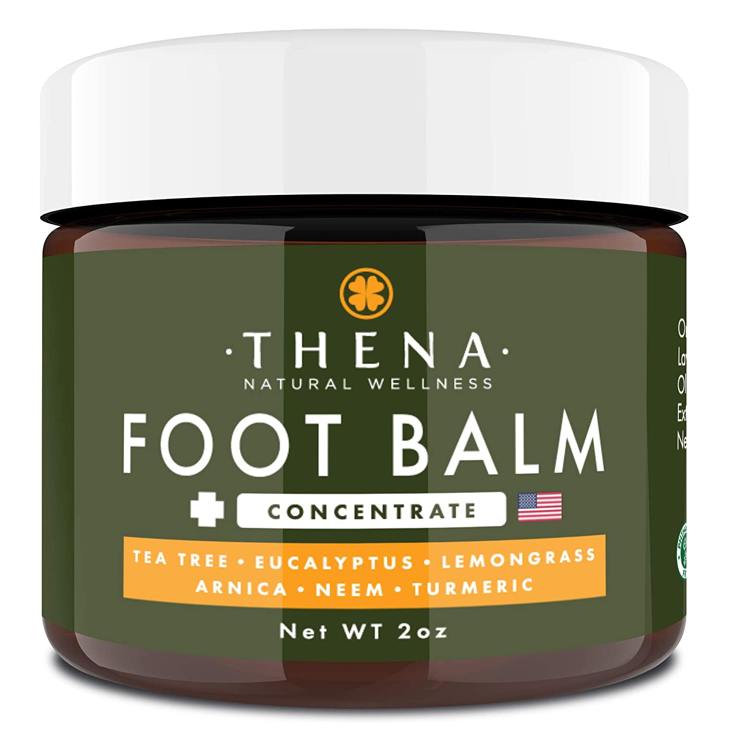 foot balm by Thena